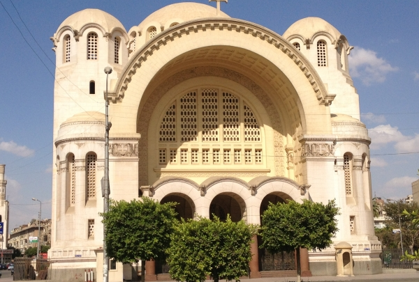 Basilica Church of Heliopolis - find