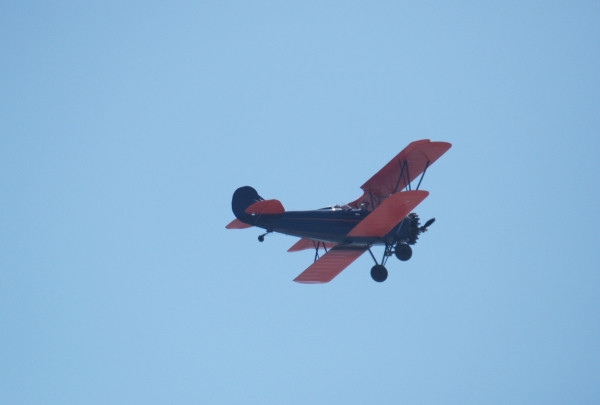 Biplane Rides Over Atlanta - find
