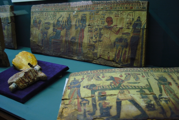 King Tut Museum - find