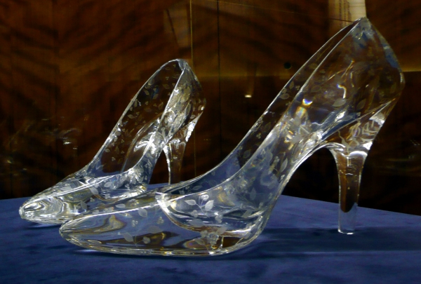 The Glass Slipper - find