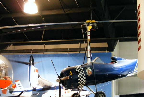 Tulsa Air and Space Museum - find