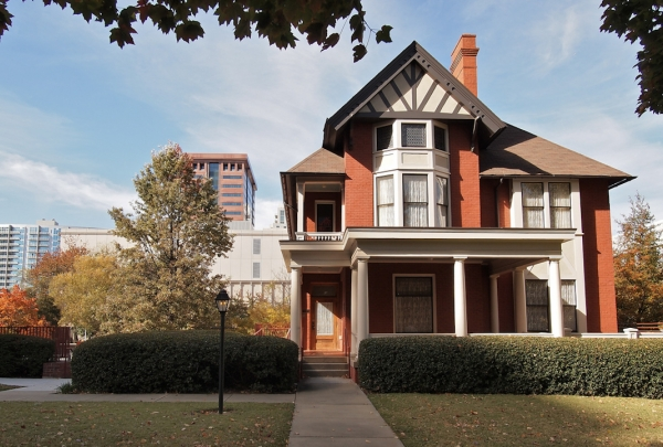Susan B. Anthony House - find