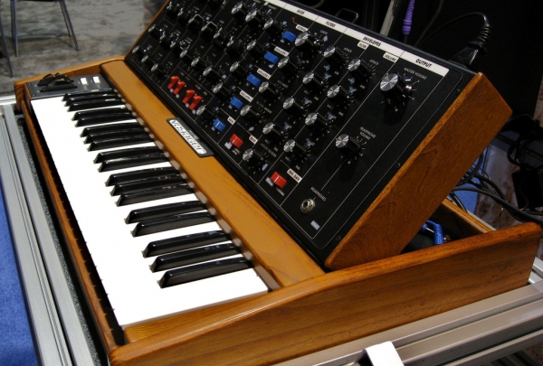 Moog Music Factory and Showroom - find