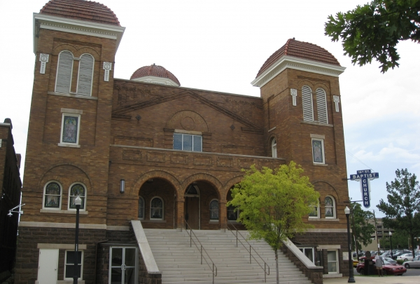 16th Street Baptist - find