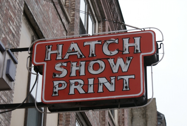 Hatch Show Print - find