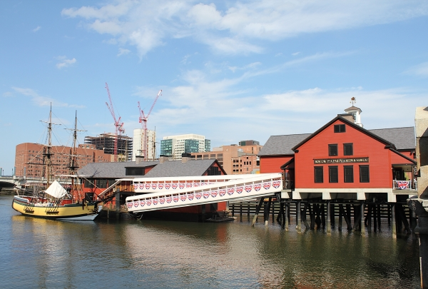 Boston Tea Party Ships & Museum - find