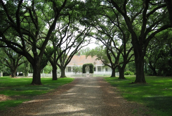 Magnolia Mounds Plantation - find