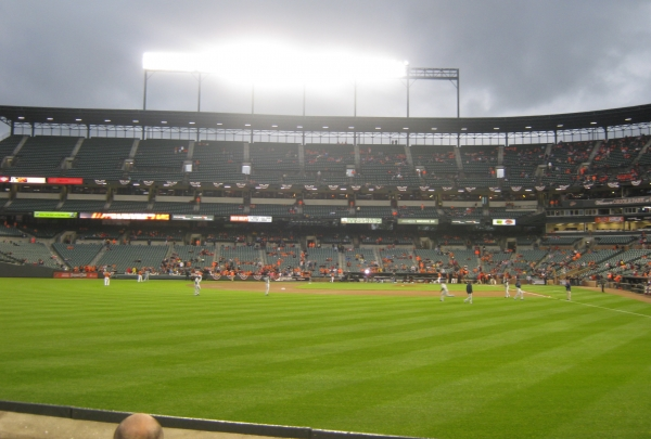 Oriole Park At Camden Yards - find