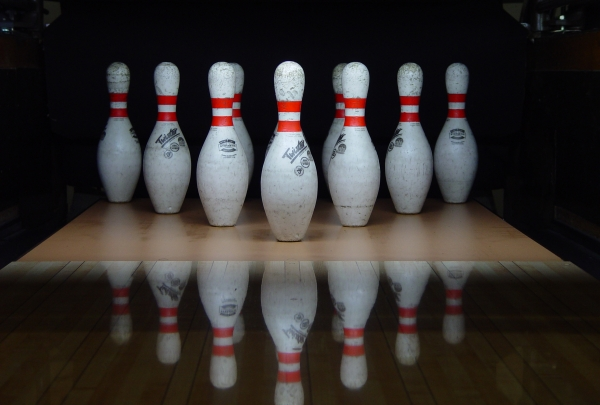 Mahall's 20 Lanes - find