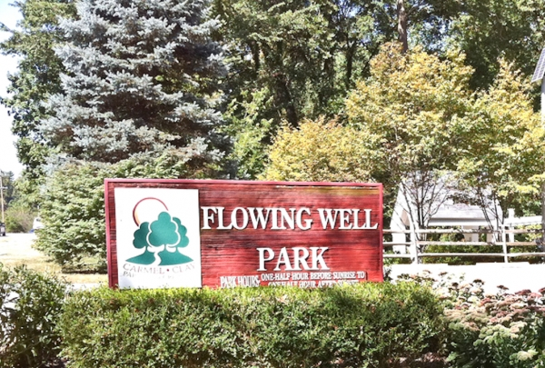 Flowing Well Park - find