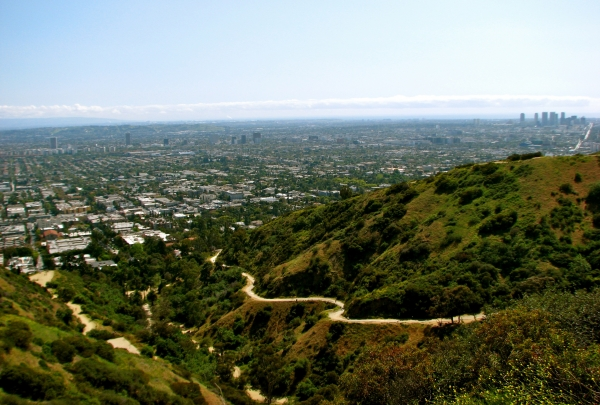 Runyon Canyon Park - find