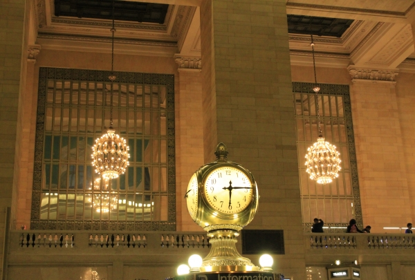 Grand Central Terminal - find