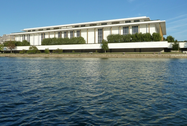 John F. Kennedy Center for the Performing Arts - find