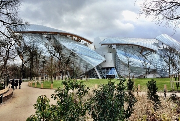 Fondation Louis Vuitton - find