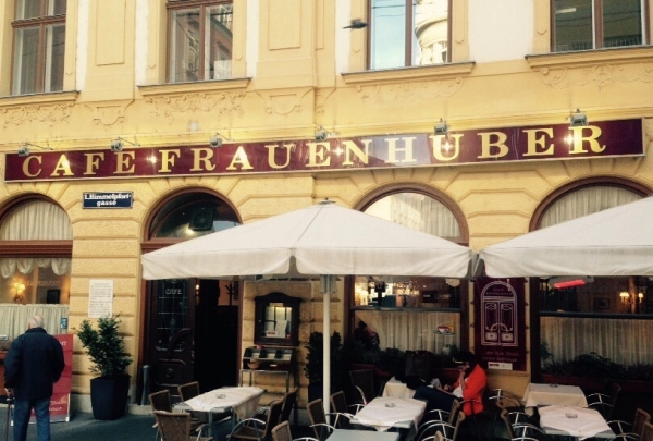 Cafe Frauenhuber - find
