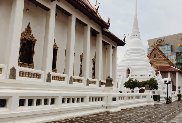 Wat Pathum Wanaram - find
