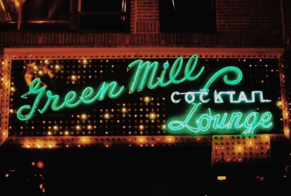 The Green Mill - find