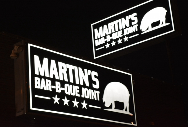 Martin's BBQ Joint - find