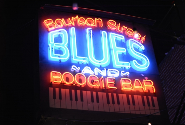 Bourbon Street Blues & Boogie - find