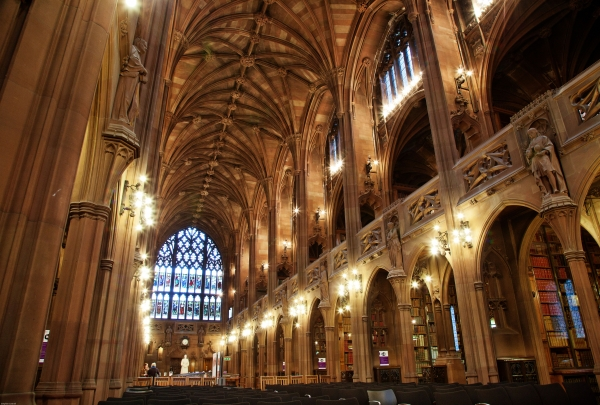 John Rylands Library - find