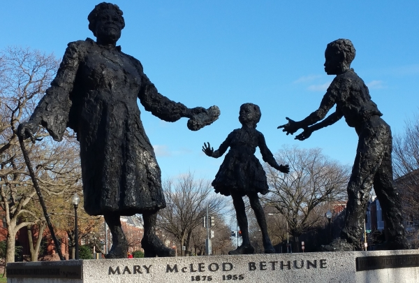 Mary McLeod Bethune Memorial - find