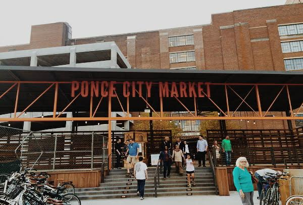 Ponce City Market - find