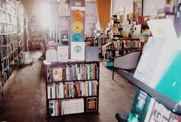 Bienville Books - find