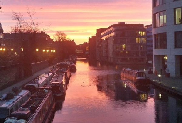 The Regent's Canal - find
