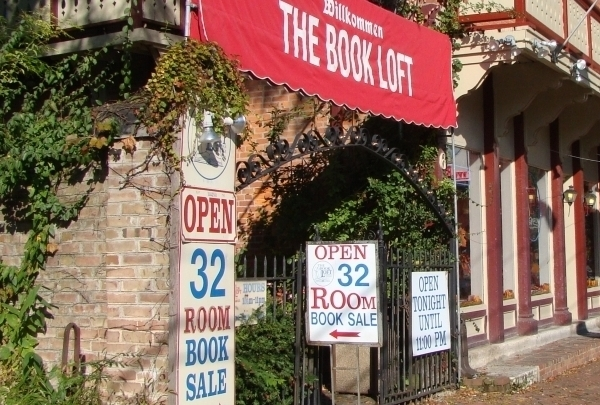 The Book Loft - find