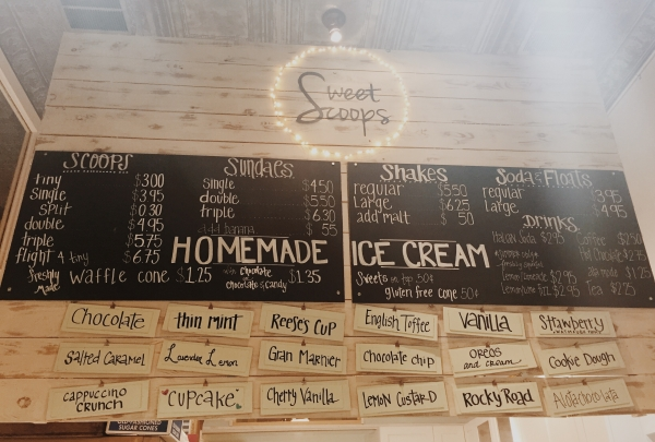 Sweet Scoops Ice Cream - find