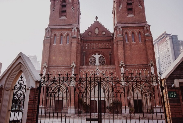 Saint Ignatius Cathedral - find