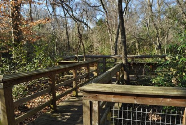 Bluebonnet Swamp Nature Center - find