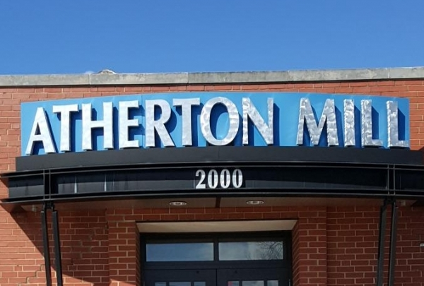Atherton Mill - find