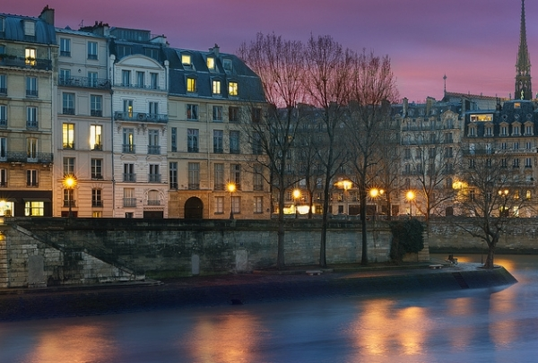 Ile Saint Louis - find