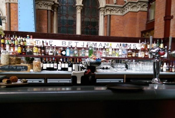 The Betjeman Arms - find