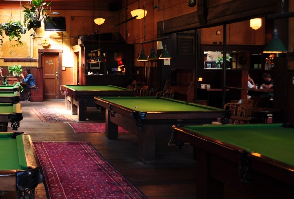 The Billiards Club - find
