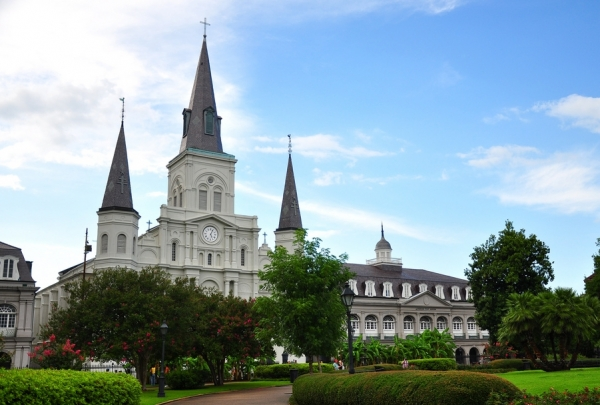 St. Louis Cathedral - find