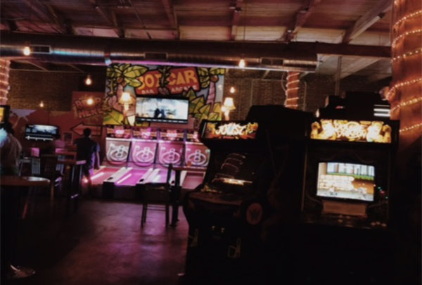 Boxcar Bar + Arcade - find