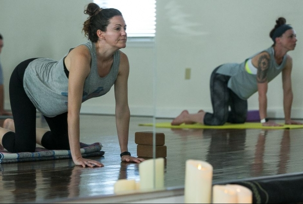 Reyn Yoga Studios - find