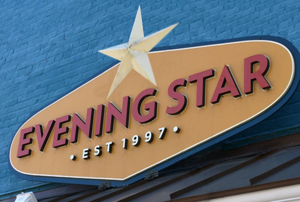 Evening Star Cafe - find