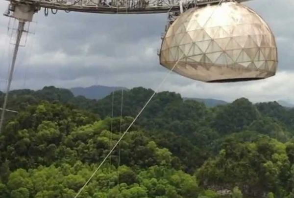 Arecibo Observatory - find
