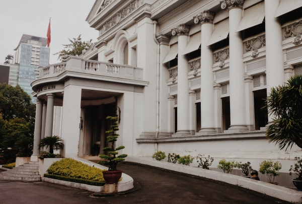 Museum of Ho Chi Minh City - find