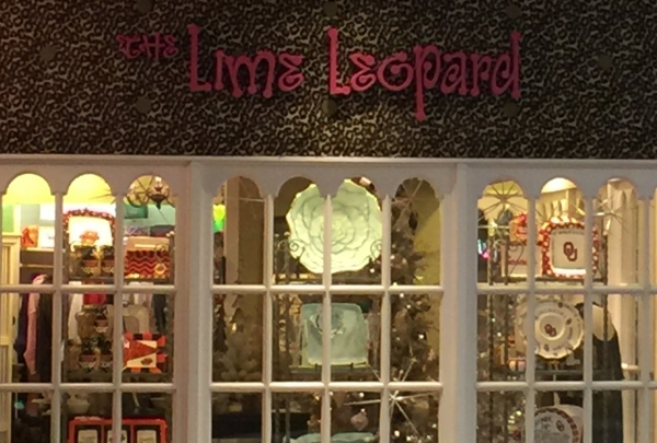 The Lime Leopard - find